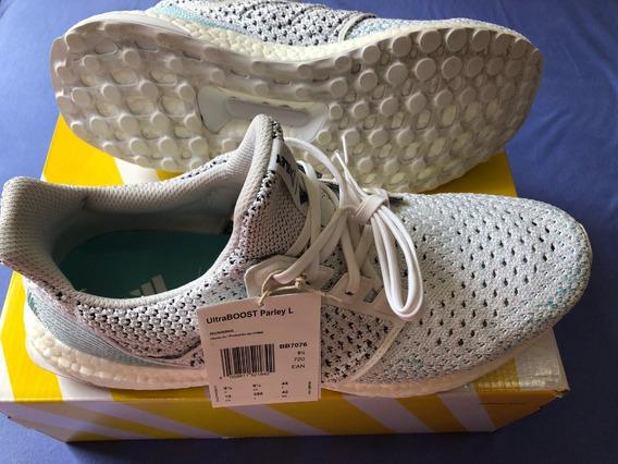 Tênis adidas Ultraboost Clima Parley Ltd - Tam 42 Br / 10 Us