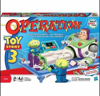 Operando A Toy Story !!!