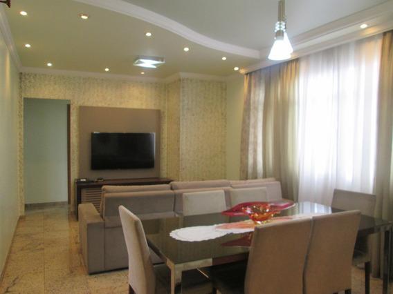 Apartamento Com 4 Quartos Para Comprar No Planalto Em Belo Horizonte/mg - 44071