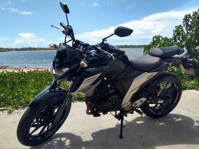 Yamaha Fz 25 Preta