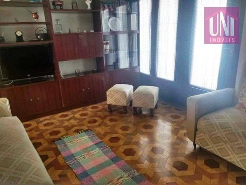 Casa Residencial À Venda, Parque Das Nações, Santo André. - Ca0221