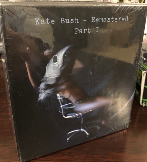 Kate Bush Remastered Box Set Part I - 7 Cds