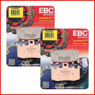 Kit Pastilha Freio Ebc Dianteira Bmw K1200s K 1200 S / 05-08
