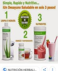 Productos De Nutrición, (control De Peso Con Asesoramiento