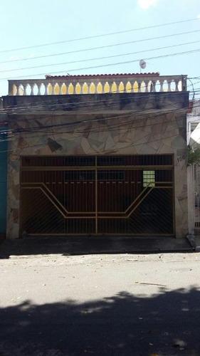 Imagem 1 de 14 de Sobrado À Venda, Cidade Patriarca, São Paulo. - So1738