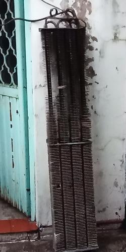 Evaporador Columna Para Camara De Fimbreria O Carniceria