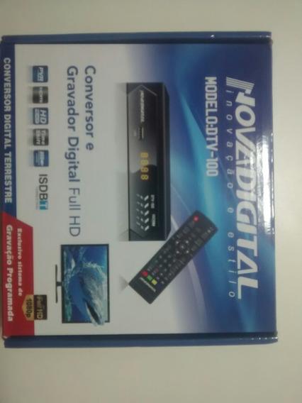 Conversor Digital Novadigital Dtv100
