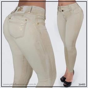 Calça Cigarrete Pit Bull Jeans Original Cod 26400
