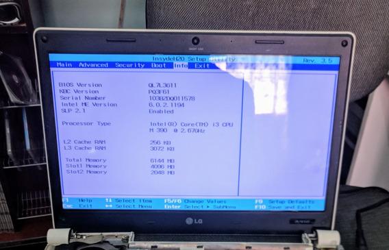 Peças LG C400 A410 Monitor Webcam Molduras Gravador Dvd