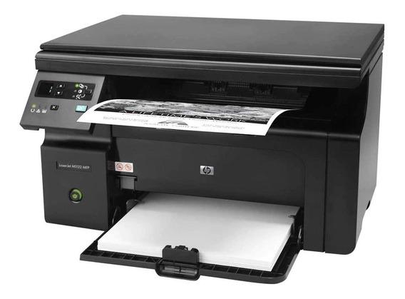 Impressora Multifuncional Hp Laserjet M1132 Revisada Garanti