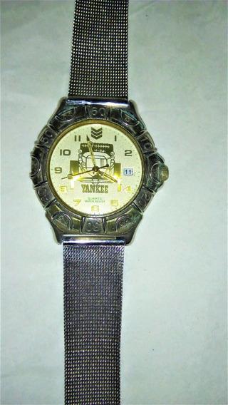 Relógio Yankee Street Anos 90 Original