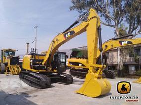 Excavadora Cat 320 El 2013