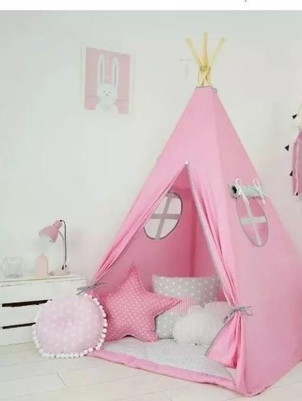 Cabana Rosa Infantil