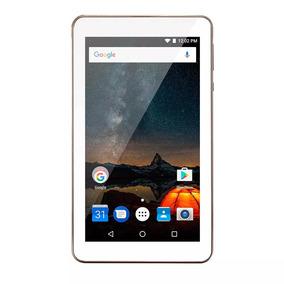 Tablet Multilaser M7s Plus Quad Core Câmera Wi-fi 1 Gb De Ra