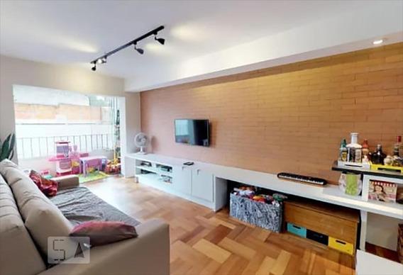 Apartamento Para Aluguel - Vila Clementino, 2 Quartos, 72 - 893099512