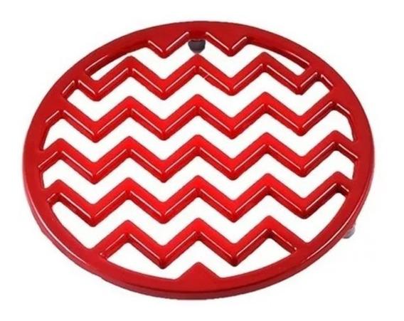 Posa Ollas Circular Brann Wn7 Hierro Fundido Esmaltado Color