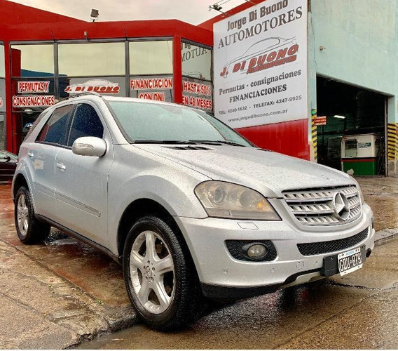 Mercedes Benz Ml 320 Cdi 2007 Di Buono Automotores