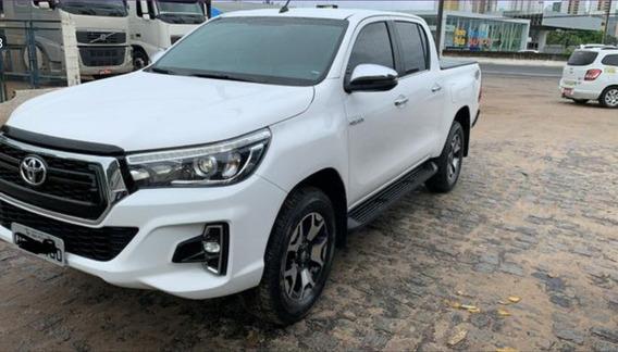 Toyota Hilux 2.8 Srx 4x4 Cd 16v Diesel 4p Aut. 2019