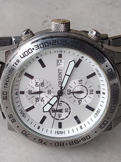 Relogio Orient Cronograph Calendario
