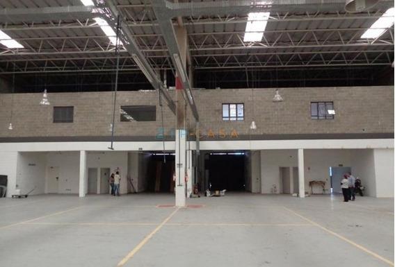 Galpão Em Condomínio Para Locação No Bairro Jardim Belval,(barueri)condominio Wt Empresarialparque Castelo Branco 10 Vagas, 1209m2 M,pé Direito 10m,1 Doca. - 81599