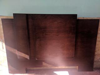 Cabecera Buros Y Base Para Cama De Muebles Artex