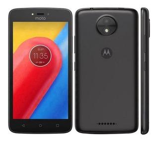 Motorola Moto C Plus Xt1725 16gb Celular Libre Usado Negro