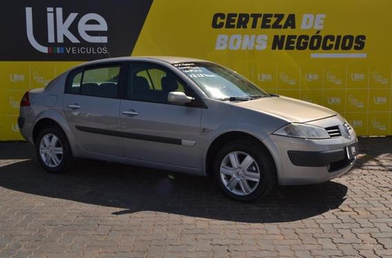 Renault Megane Dyn 1.6 2007