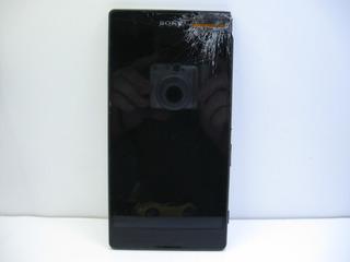 Celular Sony Xperia Ultra T2 Ligando Tela E Touch Trincado