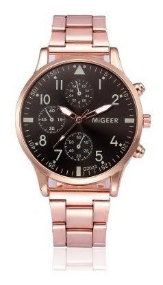 Kit 2 Relógios Ouro (novos)