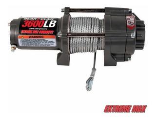Winche Electrico 3600lb Extreme Max