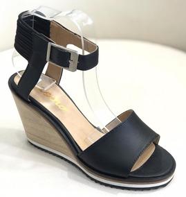 0f155b5e Sandalias Viamo Taco Chino 100 - Zapatos en Mercado Libre Argentina
