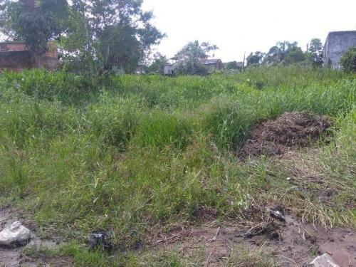Terreno Em Itanhaém Lado Morro Com 286m² Ref 5157