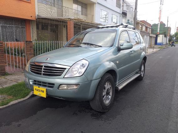 Ssangyong Rexton 7 Pasajeros 4x4 Diesel
