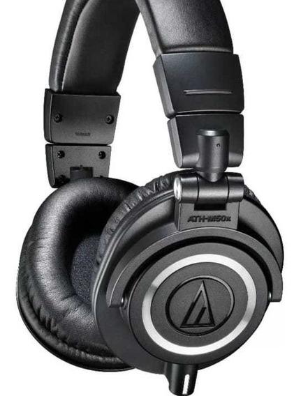 Headphone Audio-technica Ath-m50x/promoção A Pronta Entrega