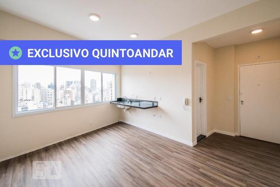Studio No 16º Andar Com 1 Dormitório - Id: 892991162 - 291162