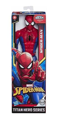 Imagen 1 de 3 de Muñeco Spiderman Titan Marvel E7333 (5331)