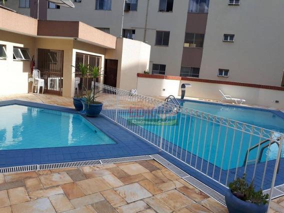 Apartamento Com 3 Dormitórios Para Alugar, 89 M² Por R$ 950/ano - Jardim Satélite - São José Dos Campos/sp - Ap3337