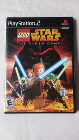Lego Star Wars The Video Game Ps2 100% Original