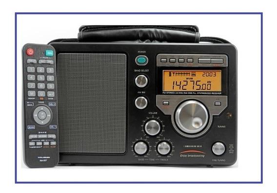 Rádio Am/fm100%analogic/digit.c/ Controle Remoto D Verdade