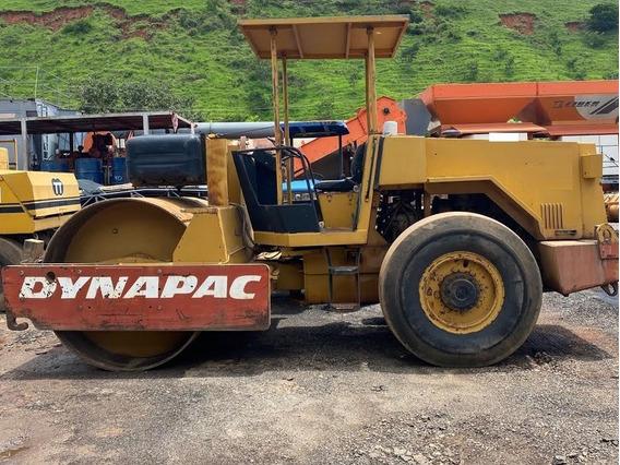 Rolo Compactador Dynapac Ca25 Ano 1986