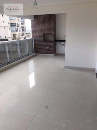 Imagem 1 de 30 de Apartamento À Venda, 157 M² Por R$ 1.000.000,00 - Vila Rosália - Guarulhos/sp - Ap0093