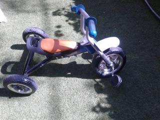 Triciclo Para Niño Hot Wheels