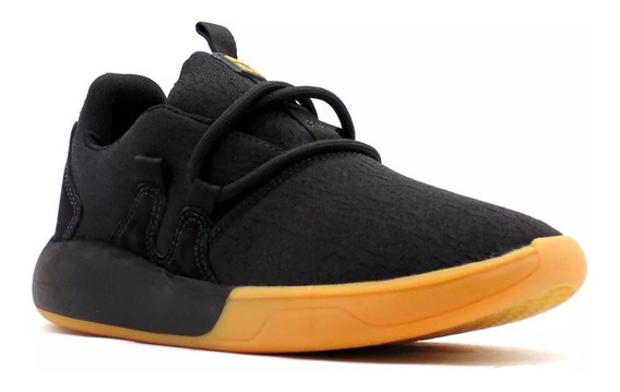 Tenis Hocks Galactica Black/gum