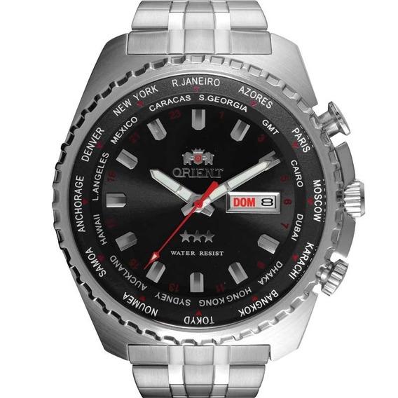 Relógio Orient Masculino Automatic 469ss057 P1sx