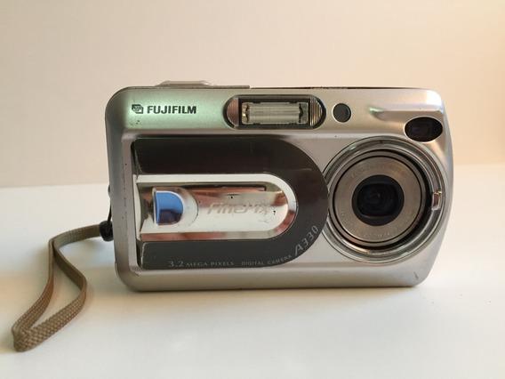 Camera Fujifilm A330 3.2mp Zoom 3x