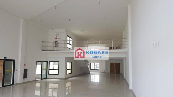 Prédio Para Alugar, 2500 M² Por R$ 20.000,00/mês - Jardim Satélite - São José Dos Campos/sp - Pr0069