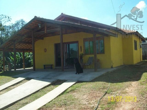 Cod 3937 - Linda Chácara Em São Roque, Com Excelente Localiz - 3937