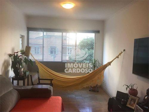 Imagem 1 de 14 de Apartamento Com 3 Dormitórios À Venda, 95 M² Por R$ 825.000 - Pinheiros - São Paulo/sp - Ap18904
