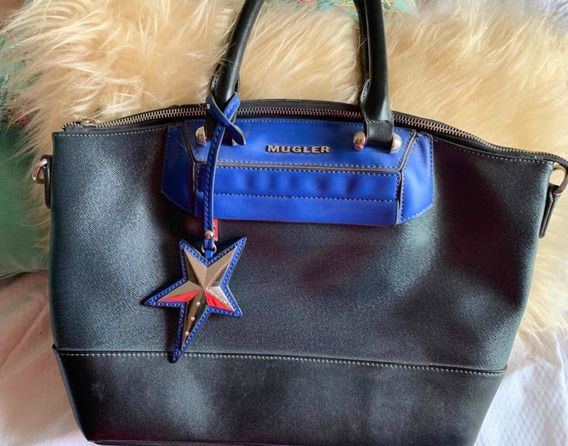 Cartera Importada Thierry Mugler - Made In France -