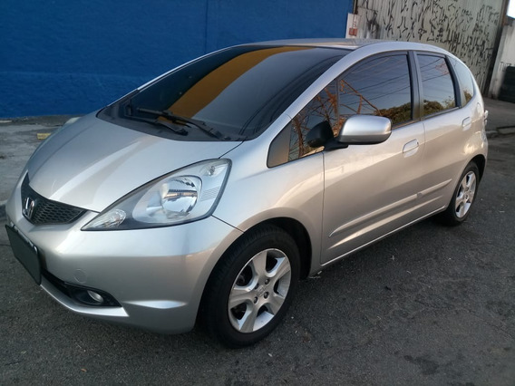 Honda Fit 2010 Lx Completo